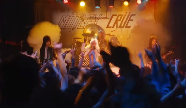 THE DIRT (2019) Movie Trailer: Motley Crue's Rags-to-riches Story is fraught with Sex, Drugs, & Rock 'n Roll